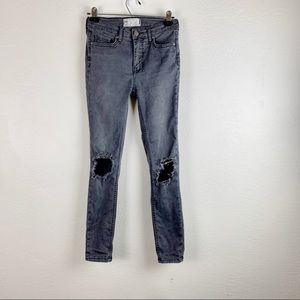 EUC Jeans by Free People